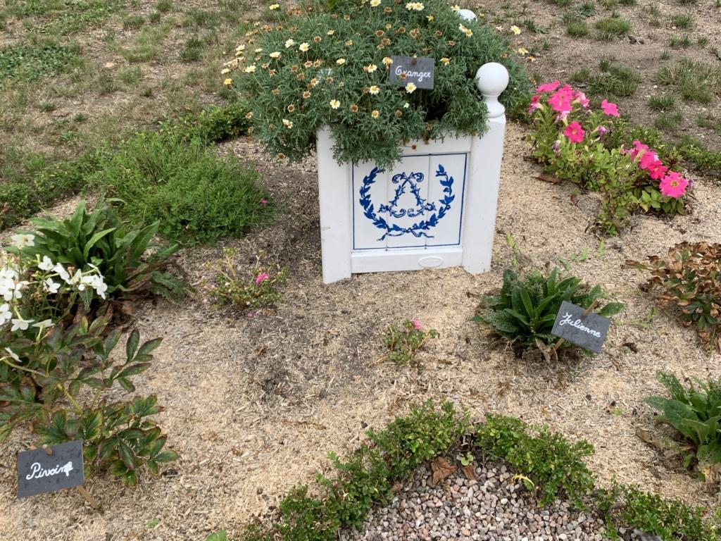 Restitution du jardin privé d'Elisabeth-Charlotte d'Orléans à Lunéville 949f0210