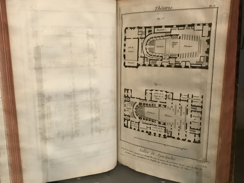 Jacques-François Blondel et l'enseignement de l'architecture A021f110