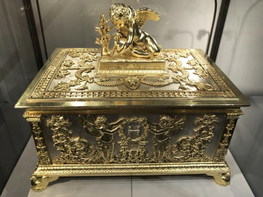 MAD expo : Dessiner l'or et l'argent, Odiot orfèvre A3d5d010