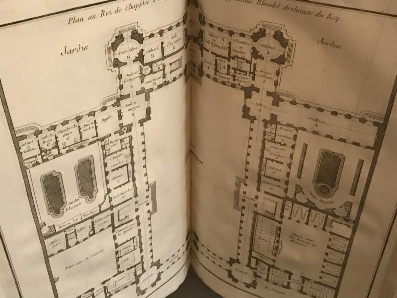 Jacques-François Blondel et l'enseignement de l'architecture B013b810