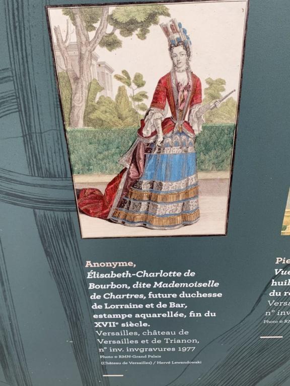 Restitution du jardin privé d'Elisabeth-Charlotte d'Orléans à Lunéville C3047e10