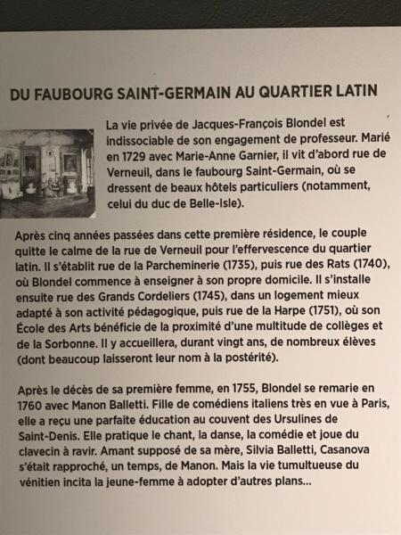 Jacques-François Blondel et l'enseignement de l'architecture Caa4a710