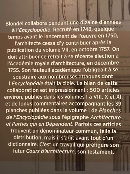 Jacques-François Blondel et l'enseignement de l'architecture D700bf10