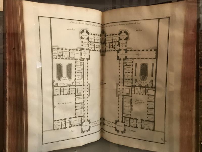 Jacques-François Blondel et l'enseignement de l'architecture D7c33c10