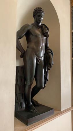 Exposition Luigi Valadier à la Frick Collection - New-York D8454b10