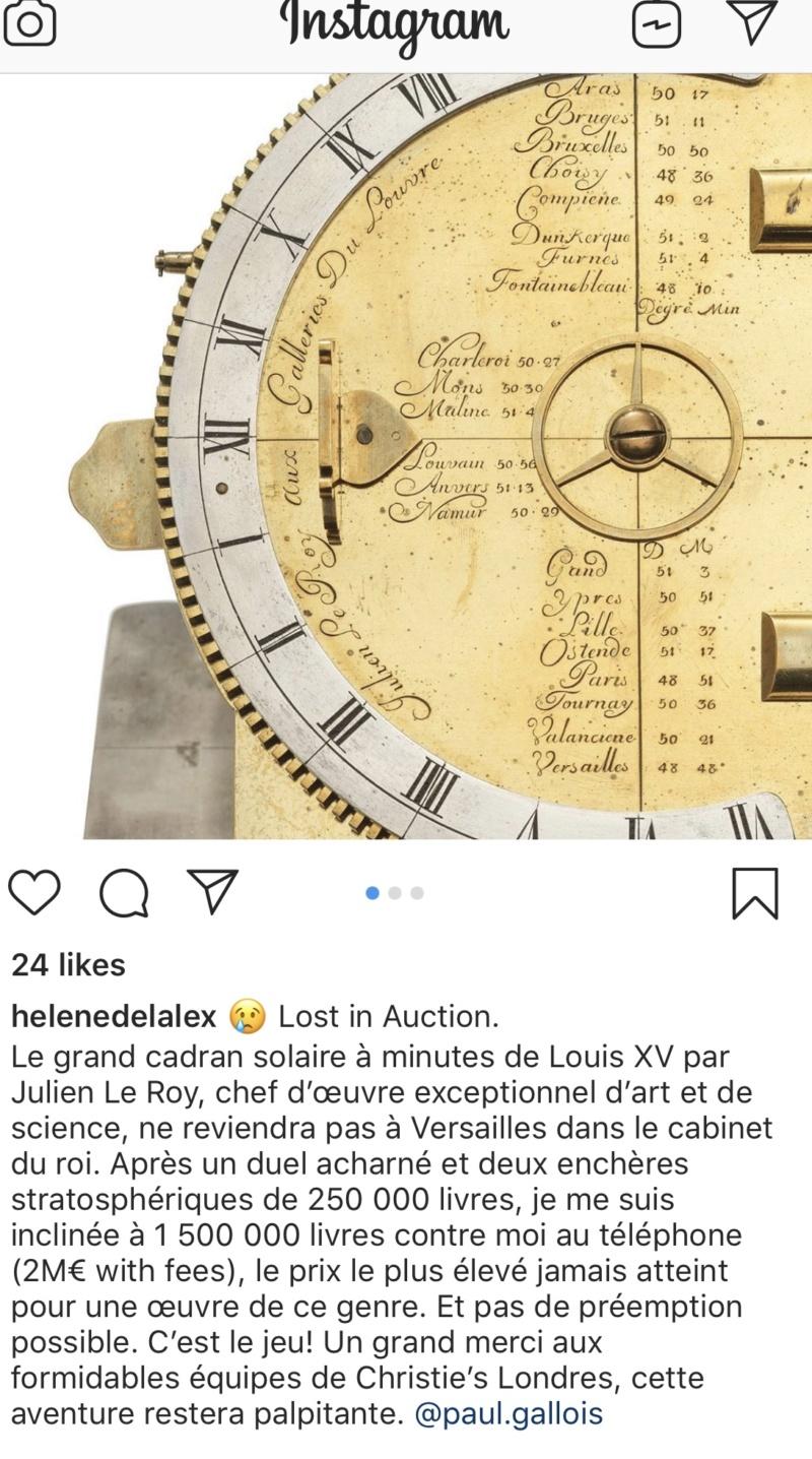 Latitudes et longitudes, les instruments de mesure du temps pour les voyages : chronomètre de marine, cadrans solaires et boussoles du XVIIIe siècle D942a810