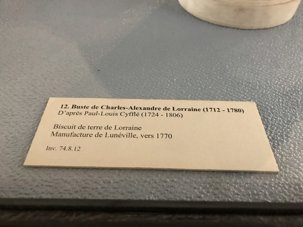 Charmants biscuits, Musée Céramique & Ivoire, Commercy De952e10