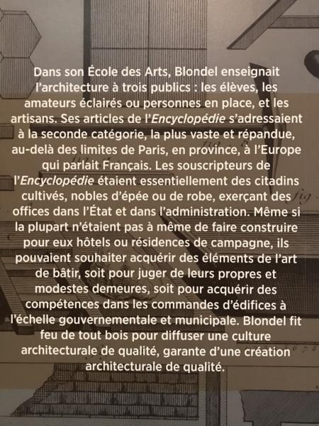 Jacques-François Blondel et l'enseignement de l'architecture E12ce810