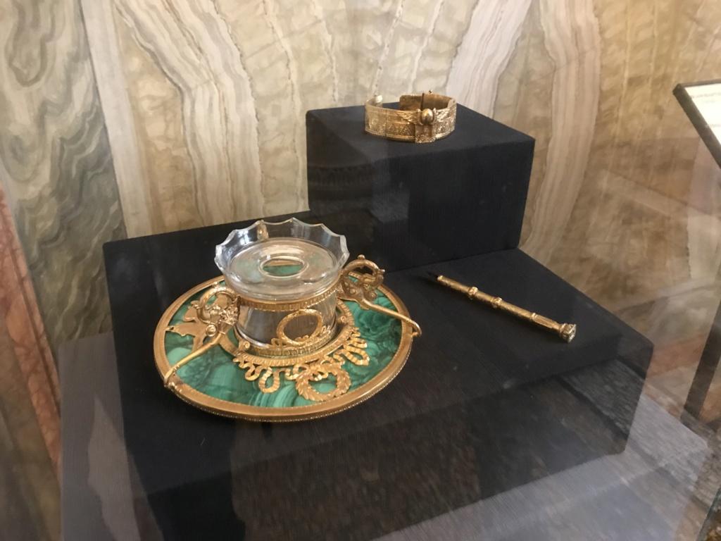 MAD expo : Dessiner l'or et l'argent, Odiot orfèvre E356c110