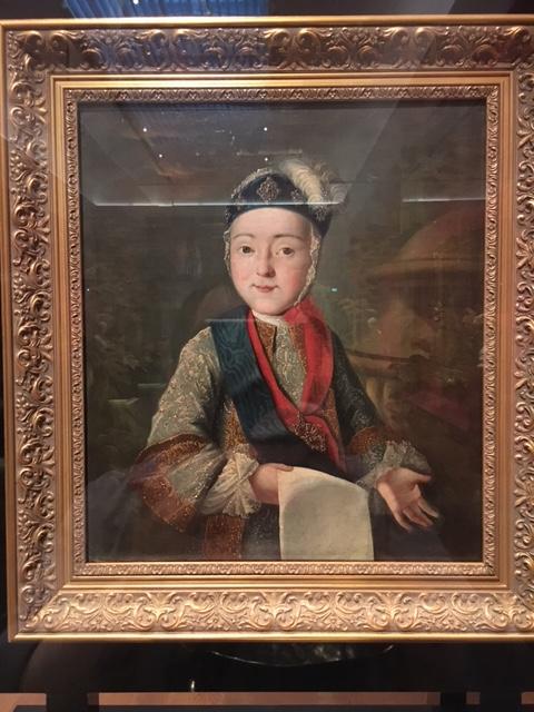 Exposition la Grande Catherine Hermitage d'Amsterdam Img_0426