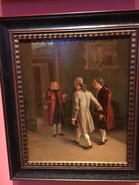 Catherine II  achète la bibliothèque de Voltaire Img_0515