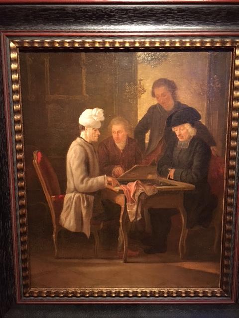 Catherine II  achète la bibliothèque de Voltaire Img_0522