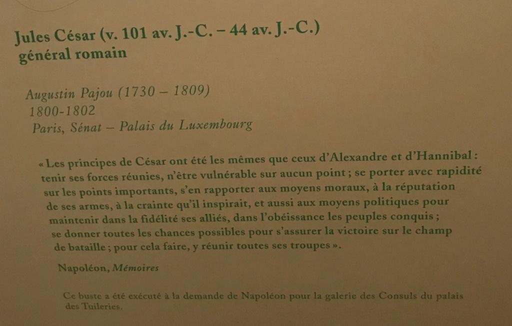"""Paris. Musée de L'Armée : Exposition """"Napoléon stratège"""" Img_9819"""