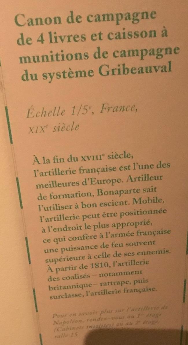 """Paris. Musée de L'Armée : Exposition """"Napoléon stratège"""" Img_9844"""