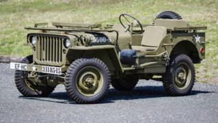 25 aout 1944, rue des archives, Paris. Jeep mort aux cons Heller 1/72 - Page 4 1dd6ad10