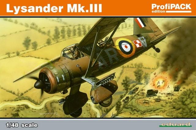 Lysander profil pack 1/48 99827410
