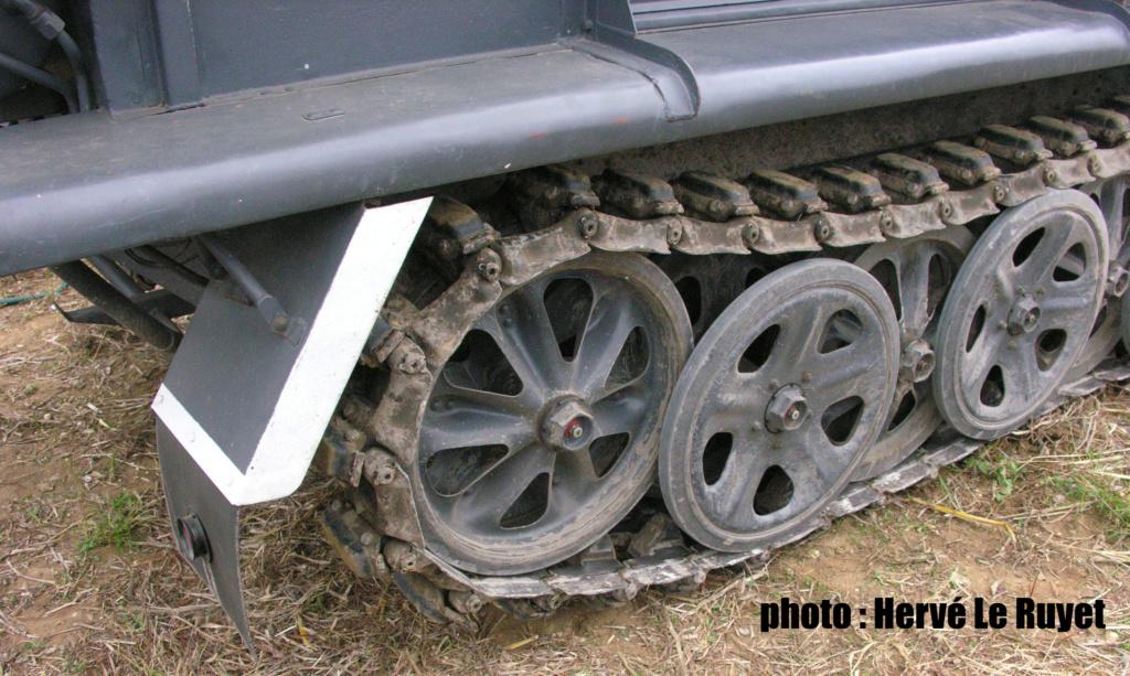 Quelques photos perso parce que c'est vous : Chevrolet, Half-Track, ect... - Page 2 Demag-14