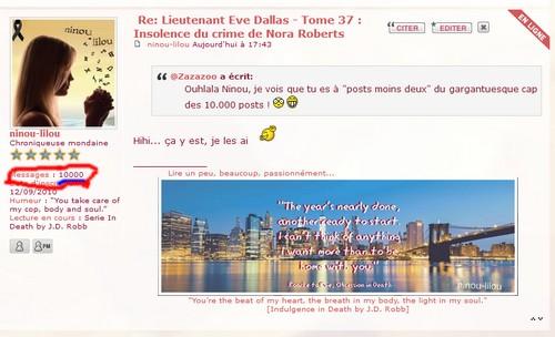 Lieutenant Eve Dallas - Tome 37 : Insolence du crime de Nora Roberts 10000_11