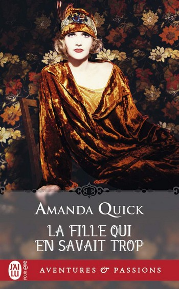 quick - Burning cove - Tome 1 : La fille qui en savait trop de Amanda Quick La_fil11
