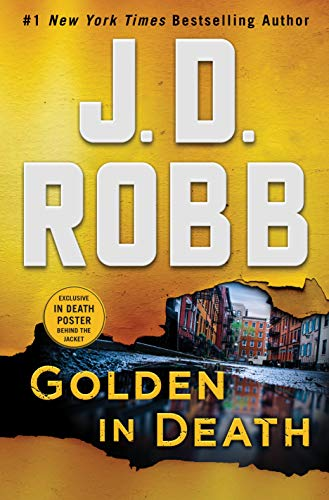 Lieutenant Eve Dallas - Tome 50: Golden in Death de Nora Roberts T50-ev11