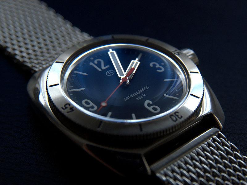 Vostok les éditions spéciales - Vostok SE Imgp_611