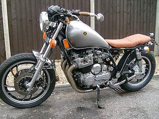 YAMAHA XJ SECA 750  . A VENDRE Yamaha10