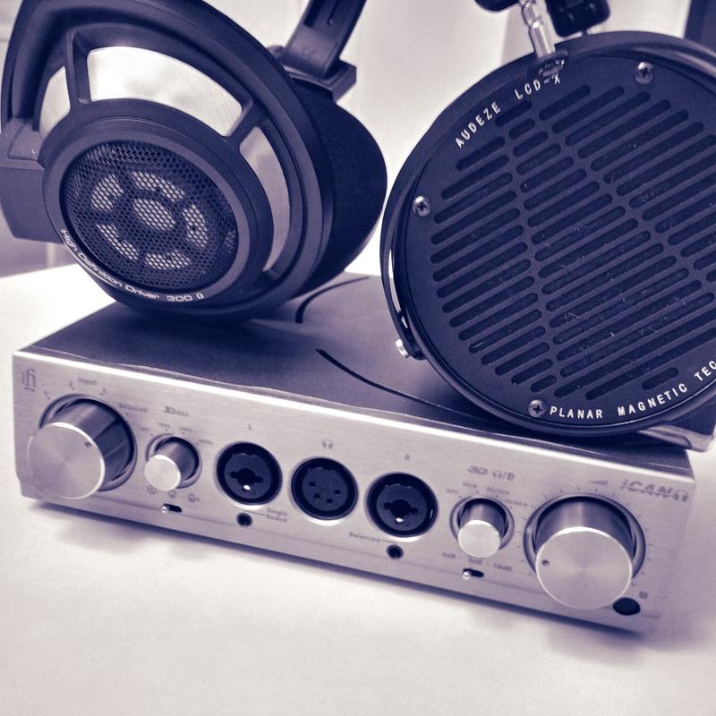 iFi Audio iCAN Pro Ifi-ic10