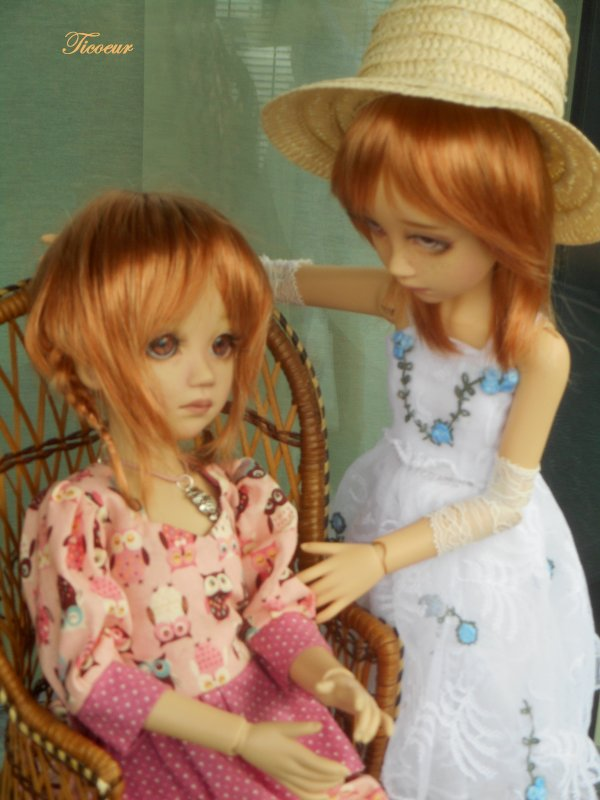 rencontre de Sérindë et de Flora Dscn2165