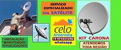 Canais - TVs Celo6010