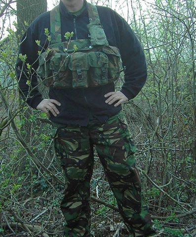Chest Ring camouflage DMP 14632810
