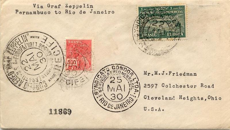 nach - Südamerikafahrt 1930, Post nach Lakehurst - Seite 4 59_a_r10