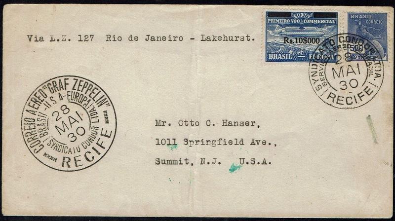 nach - Südamerikafahrt 1930, Post nach Lakehurst - Seite 4 59_h_r10