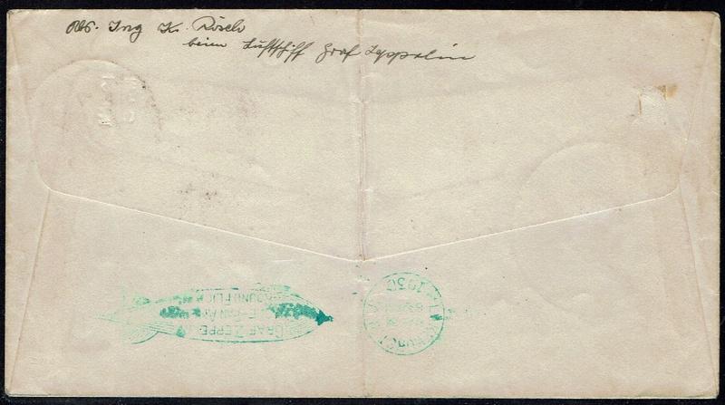 nach - Südamerikafahrt 1930, Post nach Lakehurst - Seite 4 59_h_r11