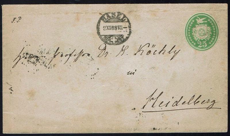 schweiz - Ganzsachen - Briefumschläge aus der Schweiz Ch-hd_10