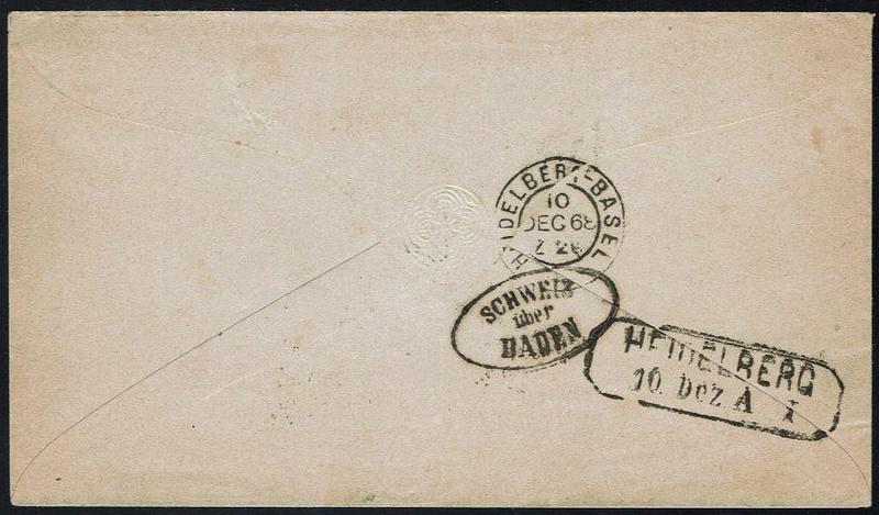 schweiz - Ganzsachen - Briefumschläge aus der Schweiz Ch-hd_11