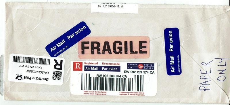 Postbelege - verhunzt und zerstört - Seite 3 Sammle11