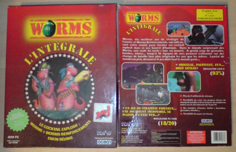 """Qu'y-a-t-il dans la boite de """"Worms L'intégrale"""" bigbox, PC ? P1610110"""
