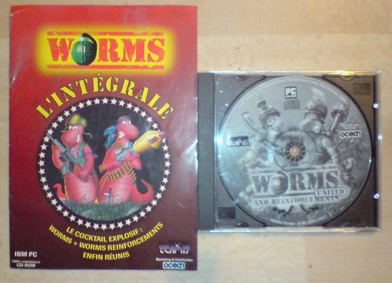 """Qu'y-a-t-il dans la boite de """"Worms L'intégrale"""" bigbox, PC ? P1610111"""