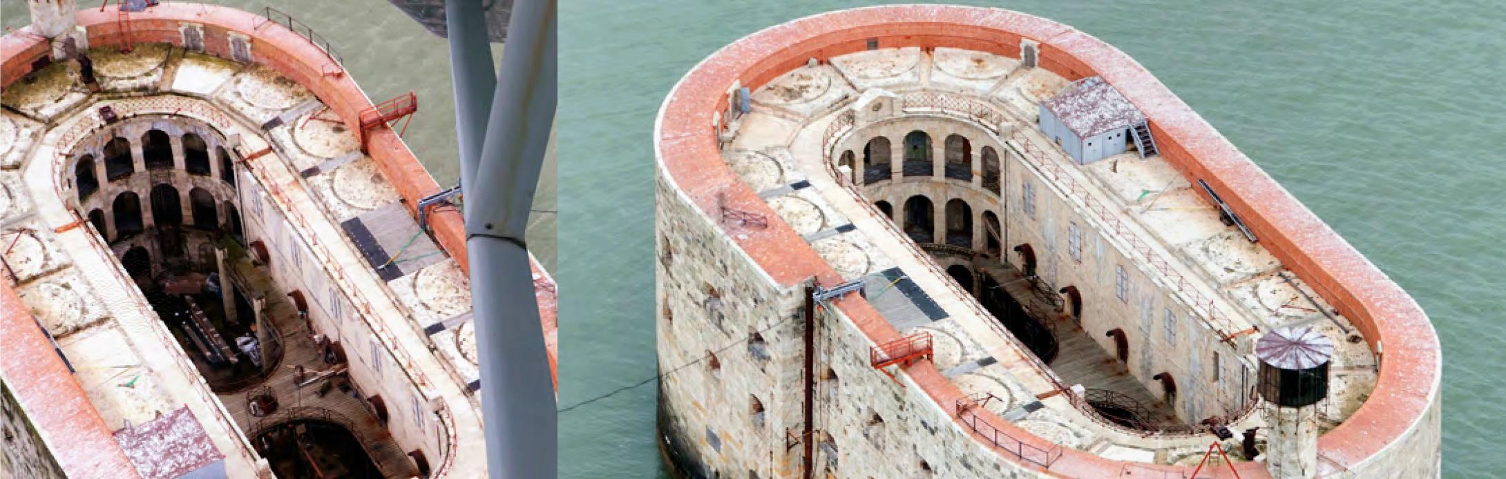 Existe-t-il des photos de la rénovation de la salle du trésor en 2014 ? Aaaaaa10