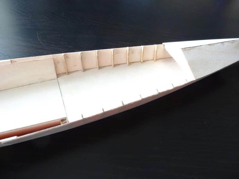 Gondole venitienne de 1882 Dsc09917