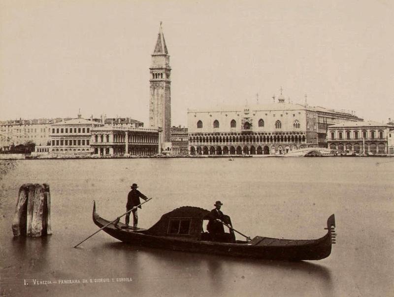 Gondole venitienne de 1882 Naya_c10