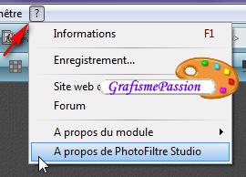aide sur Photofiltre studio A_prop10
