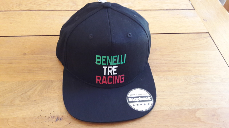 Association Benelli Tre Racing 20160810