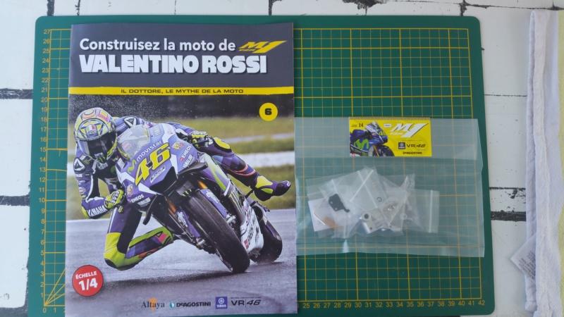 Construisez la moto YZR-M1 de Valentino Rossi en partenariat avec ALTAYA 20180123