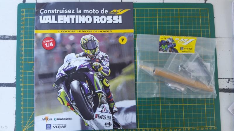Construisez la moto YZR-M1 de Valentino Rossi en partenariat avec ALTAYA 20180126