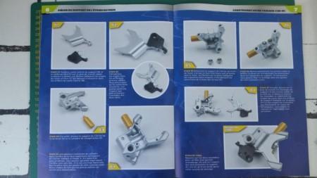 Construisez la moto YZR-M1 de Valentino Rossi en partenariat avec ALTAYA 20180134