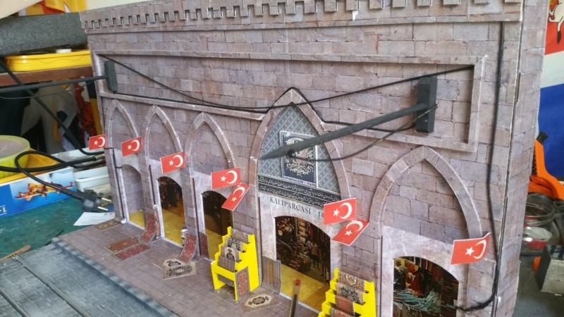 montage du diorama Istanbul de notre partenaire OcCre au 1/24° - Page 4 20180691