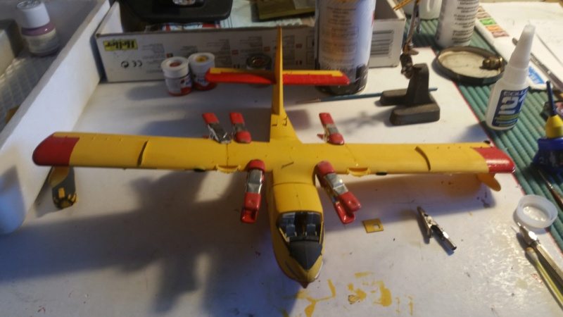 CANADAIR CL-215 maquette HELLER au 1/72° ameliorations NHDetail, scale aircraft conversions & Syhart - Page 2 20180723