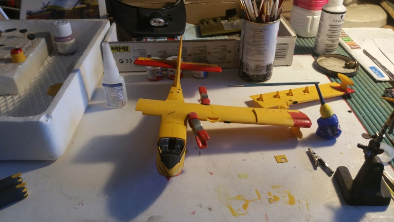 CANADAIR CL-215 maquette HELLER au 1/72° ameliorations NHDetail, scale aircraft conversions & Syhart - Page 2 20180724