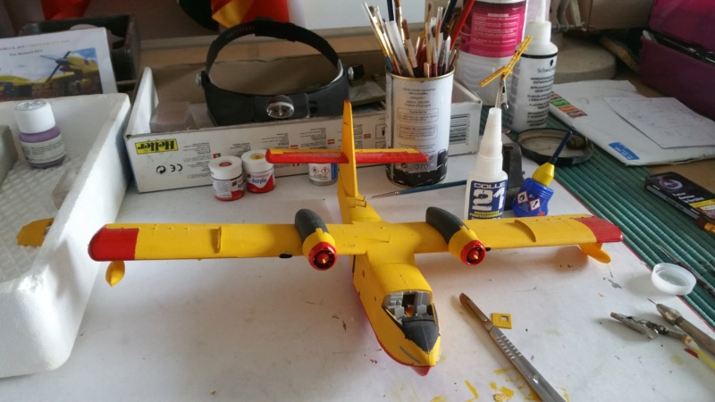 CANADAIR CL-215 maquette HELLER au 1/72° ameliorations NHDetail, scale aircraft conversions & Syhart - Page 2 20180725